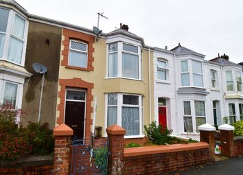 Thumbnail 6 bed terraced house for sale in Glanbrydan Avenue, Uplands, Swansea