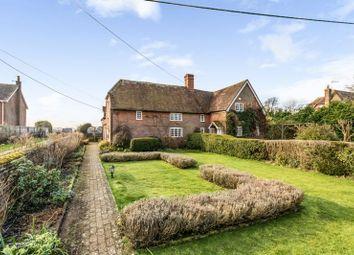 Thumbnail 3 bed semi-detached house for sale in Lasham, Alton