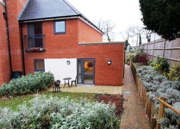 Thumbnail 2 bed flat for sale in Hamble Lane, Hamble, Southampton