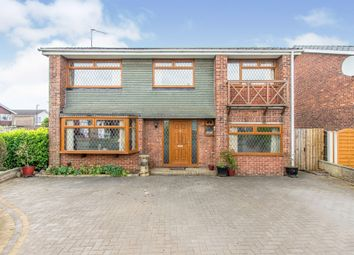 Thumbnail 5 bedroom detached house for sale in Stoops Lane, Bessacarr, Doncaster