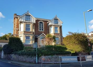Thumbnail  Studio to rent in Colley End Road, Paignton