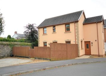 Thumbnail 3 bed detached house for sale in Maes Abaty, Whitland