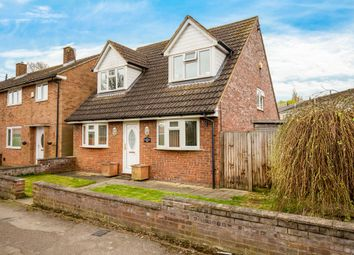 Thumbnail 4 bed detached house for sale in Huntingdon Road, Stevenage