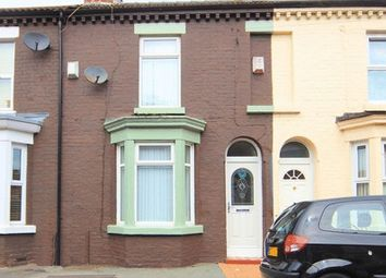 Thumbnail 3 bed terraced house for sale in Geraint Street, Toxteth, Liverpool