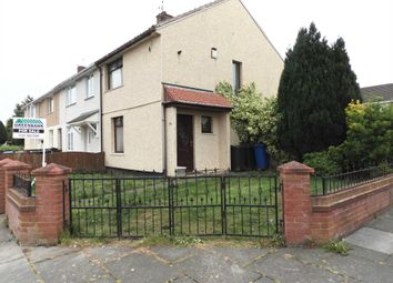 Thumbnail 2 bed detached house to rent in Roughdale Avenue, Kirkby, Liverpool