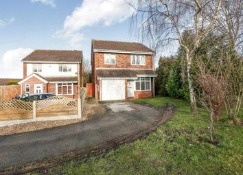 Thumbnail 3 bedroom detached house for sale in Foxglove, Amington, Tamworth, Staffordshire