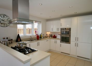 Thumbnail 5 bedroom detached house for sale in Coventry Road, Rugby