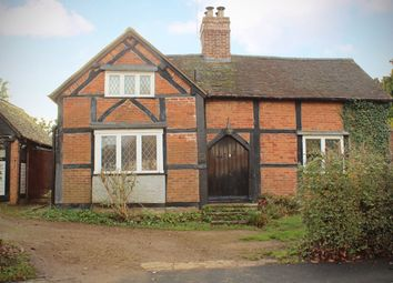 Thumbnail 3 bed detached house for sale in Birmingham Road, Stoneleigh, Coventry