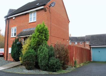 Thumbnail 3 bedroom semi-detached house to rent in The Saplings, Madeley, Telford