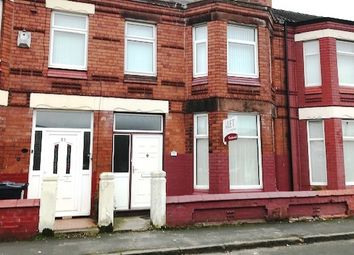 Thumbnail 3 bed terraced house to rent in Cecil Road, New Ferry, Wirral