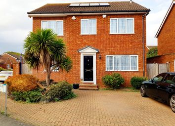Thumbnail 5 bed detached house for sale in Green Lane, Staines