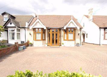 Levett Gardens, Ilford, Essex IG3. 2 bed semi-detached bungalow