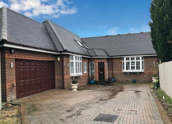 Thumbnail 5 bed detached bungalow for sale in 12A Old Hatch Manor, Ruislip, Middlesex
