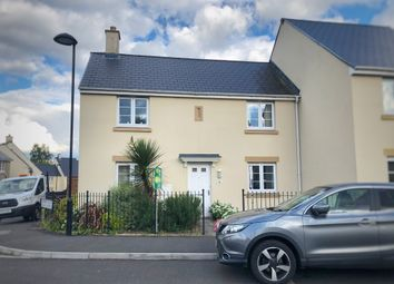 Thumbnail 3 bed semi-detached house for sale in Ash Tree Road, Caerwent, Caldicot