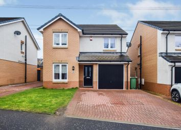 Thumbnail 4 bed detached house for sale in Milnwood Crescent, Glasgow