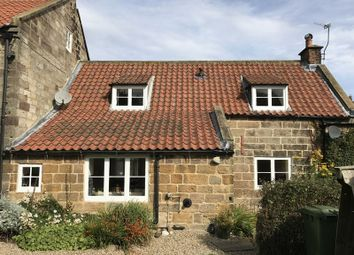 Thumbnail 2 bedroom cottage to rent in Lodge Road, Lythe, Whitby