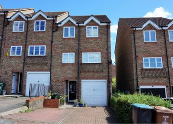 Thumbnail 4 bed end terrace house for sale in Horwood Close, Rickmansworth