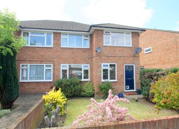 Thumbnail 2 bed maisonette for sale in Avondale Avenue, Staines-Upon-Thames, Surrey
