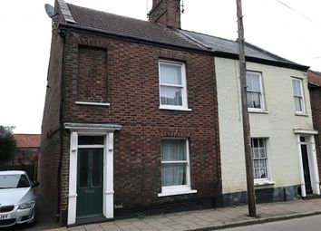 Thumbnail 3 bed end terrace house for sale in Valingers Road, King's Lynn