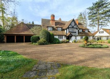 Thumbnail 7 bed detached house for sale in Chalfont Lane, Chorleywood, Rickmansworth