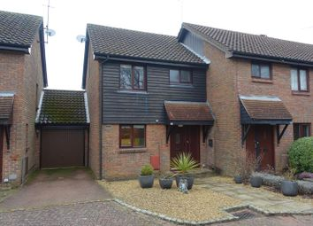 Thumbnail 2 bed semi-detached house to rent in Padbrook, Limpsfield, Oxted