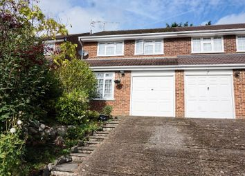 Thumbnail 3 bed semi-detached house for sale in Paul Close, Aldershot