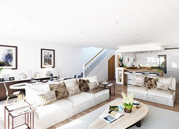 "Thumbnail 3 bed terraced house for sale in ""Long Cairn"" at Old Lang Stracht, Kingswells, Aberdeen"