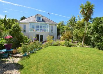 Thumbnail 4 bed detached house for sale in Hendrawna Lane, Bolingey, Perranporth, Cornwall