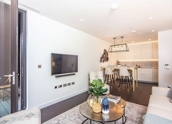 Thumbnail 2 bedroom flat to rent in Charles Clowes Walk, London