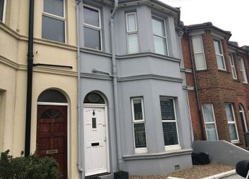 Thumbnail 3 bed terraced house for sale in Salisbury Road, St. Leonards-On-Sea
