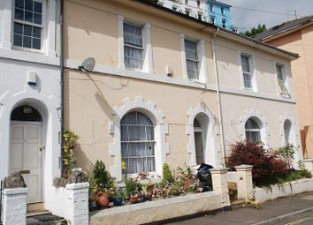 Thumbnail 3 bed terraced house for sale in Rock Road, Torquay