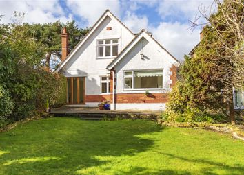 Thumbnail 4 bed detached bungalow for sale in Mayfield Avenue, Lower Parkstone, Poole