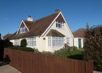 Thumbnail 4 bed detached house for sale in Woodland Road, Selsey, Chichester