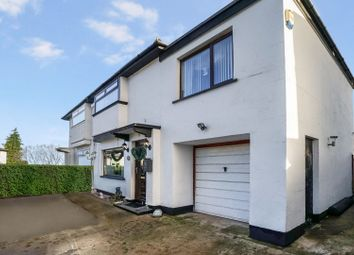 Thumbnail 4 bed semi-detached house for sale in Earl Haig Crescent, Belfast