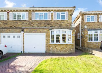 Thumbnail 3 bed semi-detached house for sale in Rayburn Road, Hornchurch