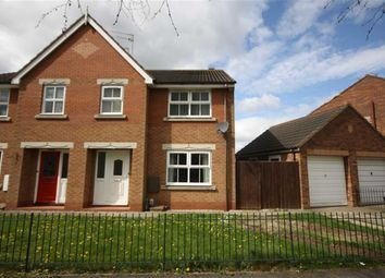 Thumbnail 4 bed property to rent in Lindengate Avenue, Rockford Green, Hull