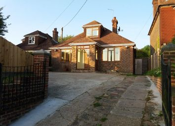 Thumbnail 4 bed detached house to rent in Bexhill Road, Ninfield, Battle