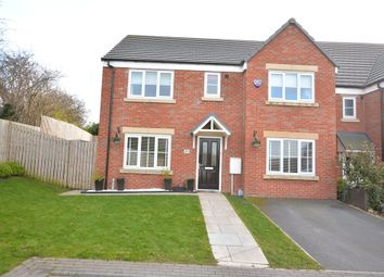 Thumbnail 5 bed detached house for sale in Barrowby Close, Garforth, Leeds, West Yorkshire
