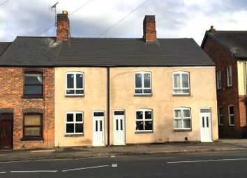 Thumbnail 2 bed terraced house for sale in Ashby Road, Hinckley, Leicestershire