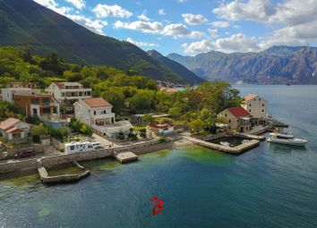 Thumbnail 4 bed villa for sale in Seafront Villa With The Swimming Pool Near Kotor, Stoliv, Kotor, Montenegro