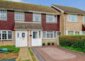 Thumbnail 3 bed terraced house for sale in Stanley Road, Peacehaven, East Sussex