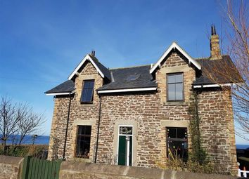 Thumbnail 4 bed detached house for sale in Brierylaw, St Abbs, Eyemouth