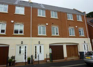 Thumbnail 4 bed town house to rent in Gunville Gardens, Milborne Port, Sherborne