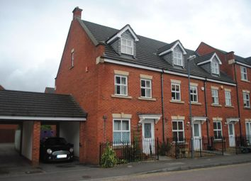 Thumbnail 5 bedroom town house to rent in Wright Way, Stoke Park, Bristol