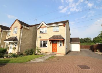 Thumbnail 3 bed detached house for sale in Hare's Patch, Chippenham