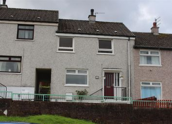 Thumbnail 2 bed terraced house for sale in Bute Avenue, Port Glasgow
