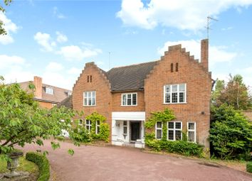6 bed detached house for sale in Winnington Road, Hampstead Garden Suburb, London N2