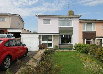 Thumbnail 3 bed semi-detached house for sale in Cooke Drive, Ipplepen, Newton Abbot