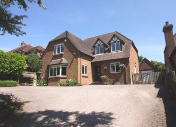 Thumbnail 4 bed detached house to rent in The Flashett, Winterslow, Salisbury