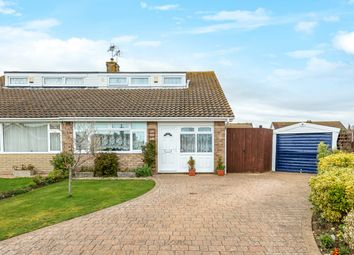 Thumbnail 3 bed semi-detached house for sale in The Court, Pagham, Bognor Regis